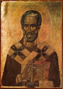Чудотворна икона манастира Хилендар