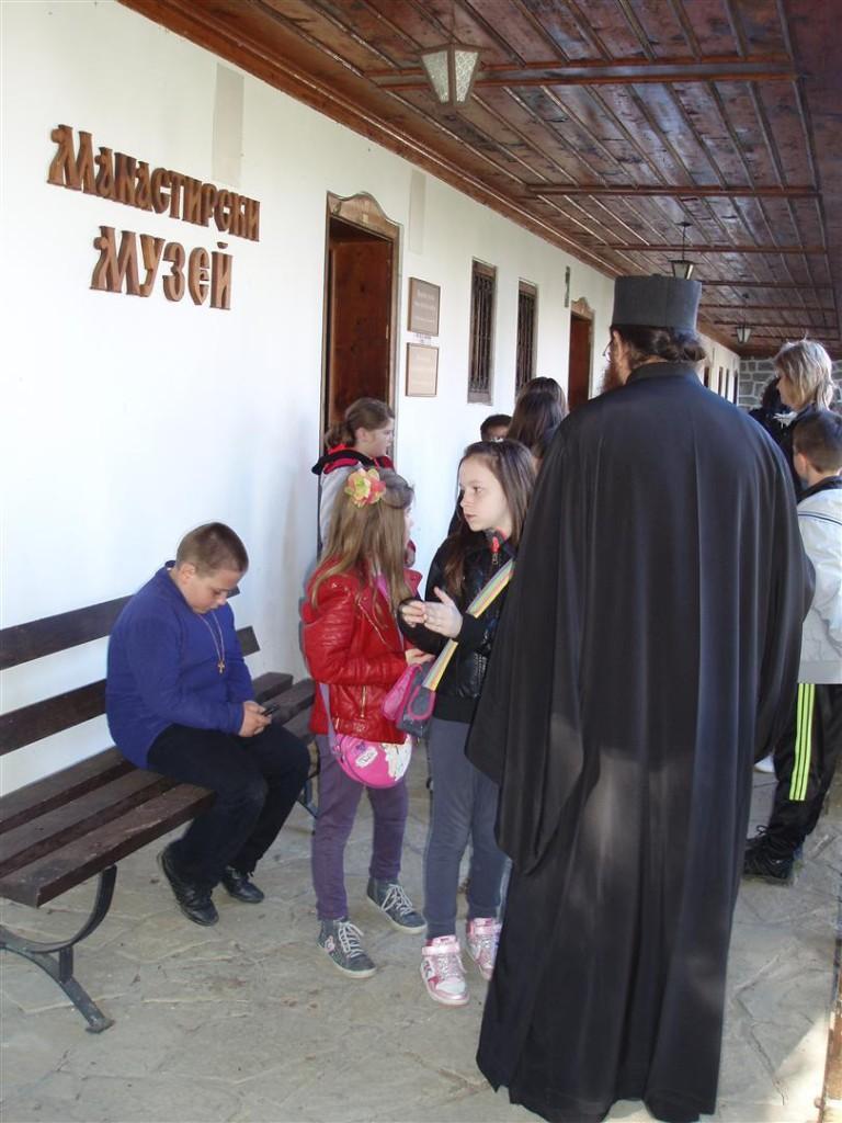 Детски лагери в Клисурски манастир за Свето Благовещение - 25 март 2014 г.