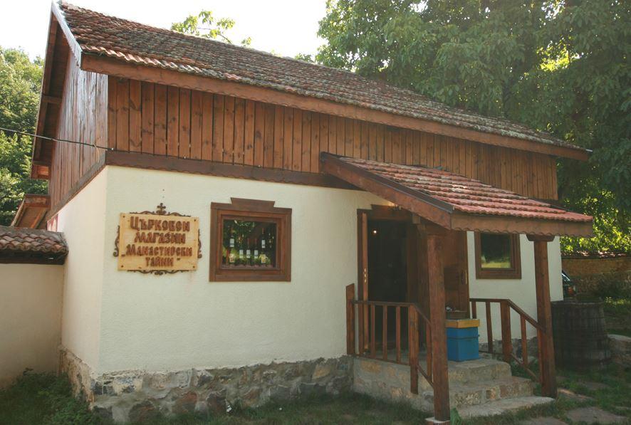 Църковен магазин